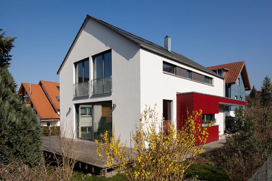 Haus B., Freiburg-St. Georgen | Spiecker Sautter Lauer